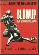 Blow up dvd NEU, Blow-up, Blowup, Ekstase  67, deutsch, 1966, Vanessa Redgrave