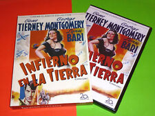 INFIERNO EN LA TIERRA / CHINA GIRL - English Español DVD R2 Nueva