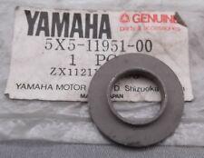 Genuine YAMAHA YZ250 exhaust Power Valve Régulateur De Plaque D'extrémité 5X5-11951-00