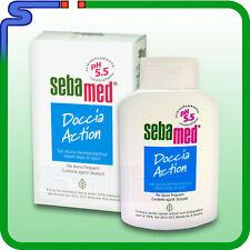 SEBAMED DOCCIA ACTION 200ML BAGNO DERMOPROTETTIVO PER LO SPORT SEBA MED PH 5.5