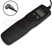 Pro Digital Timer Remote Control f Minolta Maxxum /Dynax/AF 7D 5D 9 7 5 4 Camera