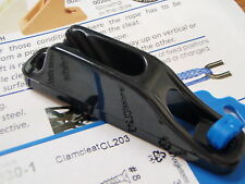 "CLAMCLEAT FENDER CLEAT SEADOG 0020301 LINE SIZE 1/8-1/4"" 3-6MM BOAT SUPPLIES"