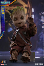 GOTG VOL.2 Life-Size 1:1 BABY GROOT 903025 Hot Toys_LMS004_SEALED SHIPPER!
