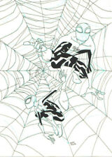 MICHAEL AVON OEMING -  Spider-Man & Spider-Girl