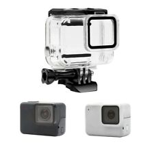 Diving 45 m Waterproof Underwater Case Housing GoPro Hero 7 Silver White