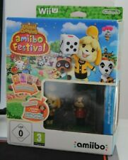 JEU CONSOLE NINTENDO WII U NEW NEUF SCELLE ANIMAL CROSSING AMIIBO