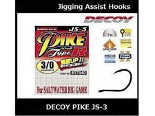 DECOY Jigging Assist Hook Type-R Pike JS-3
