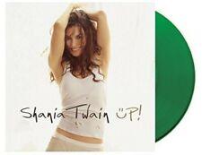 Shania Twain - Up! [New Vinyl LP] Colored Vinyl, Green