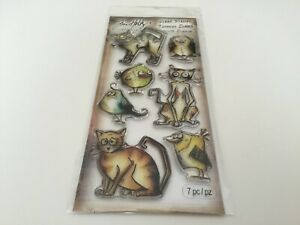 Tim Holtz Stampers Anonymous Clear Stamp Set YOU CHOOSE NEW