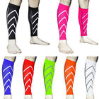 1Pair Outdoor Exercise Support Graduated Compression Leg Sleeve Sports Socks