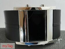TAG Heuer Mens Microtimer LCD Quartz Watch CS111C/1