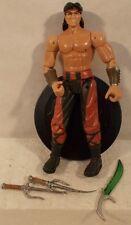 Mortal Kombat By Jazwares Series 2 Shaolin Monks - Liu Kang (Loose/Complete)