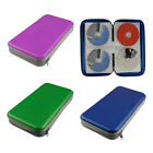 80 Disc CD DVD VCD DJ Portable Storage Organizer Case Wallet Holder Album Bag B