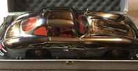 Collectible Märklin Mercedes Benz 300SL 1993 Chrome No. 81952 Clockwork Wind Up