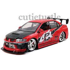 Jada Fast & Furious 7 Brian's Sean's Mitsubishi Lancer Evolution VIII 1:18 97179