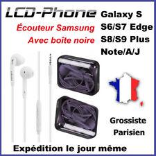 Mobitech Samsung Kit Piéton Ecouteurs stéréo Originale Samsung EO-EG920BW Blanc