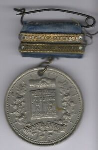 Band Of Hope Temperance Pledge Medal  Abstain From Alcohol   Pennies2Pounds