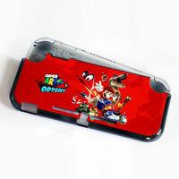 Mario Odyssey Hard Case Anti-Kratz Schutz Hülle fur Nintendo Switch Lite Konsole