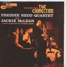 FREDDIE REDD QUARTET     CD   THE MUSIC FROM THE CONNECTION  BLUE NOTE