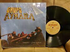 GRUPO AYMARA: Concierto - Canto A Bolivia LP