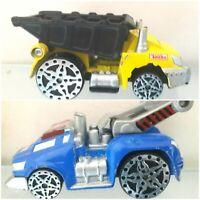 2 X maisto tonka 2005 hasbro Diecast vehicles