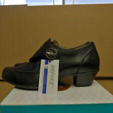 """Aetrex """"Black monk strap"""" Women's size 6.5 EE800WB065"""