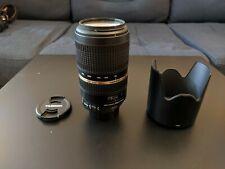 Tamron SP A005 70-300mm f/4-5.6 VC USD Lens For Nikon