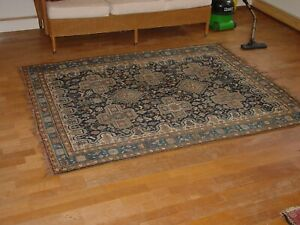 BEAUTIFUL FABULOUS ANTIQUE KASKAY KURDISH RUG ****HG***