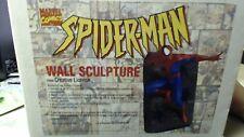 SPIDER-MAN BOWEN Wall Sculpture CREATIVE LICENSE MARVEL COMICS NEW
