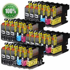24 Pack LC103XL LC-103 Ink For Brother DCP-J152W MFC-J245 MFC-J285DW MFC-J450DW