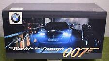JAMES BOND 007 1:18 SCALE THE WORLD IS NOT ENOUGH JAMES BOND EDITION BMW Z8