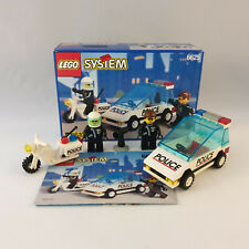 Lego Classic Town - 6625 Police Speed Trackers