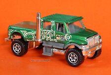 2012 Matchbox Loose International CXT Emerald Green Algae ALT Fuels Brand New