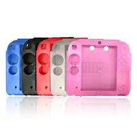 Protective Soft Silicone Rubber Skin Case Cover Accessory para Nintendo 2DS