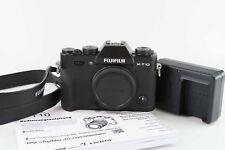 Fujifilm X-T10 X T10 near mint wie neu   82153
