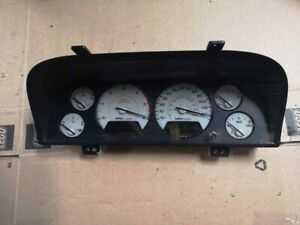 JEEP GRAND CHEROKEE 2.7 CRD WJ 2001 SPEEDO CLOCKS INSTRUMENT CLUSTER