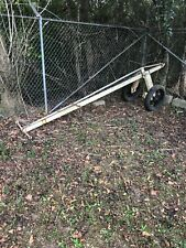 Tool , Load , Pipe Dolly / Hauler 2000 lbs. Price reduced for quick sale.