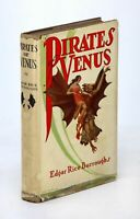 EDGAR RICE BURROUGHS Pirates of Venus 1934 Hardcover with Dust Jacket