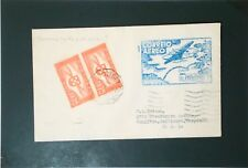 Portugal 1939 Lisbon to Marseilles First Flight Cover - Z3344