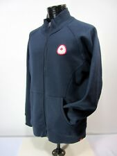Hudson Bay Co. Canada Olympic Women's XL Athletic Fleece Lined Jacket Navy