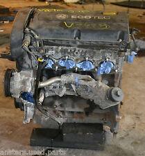#009 VAUXHALL OPEL VECTRA C 1.8 Z18XER COMPLETE PETROL ENGINE 104.367 MILES