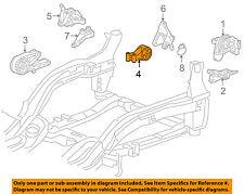 Chevrolet GM OEM 12-15 Cruze-Transmission Trans Mount 13377274