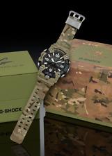 Casio G-Shock British Army Mudmaster GGB100BA-1A Camo Green Limited Edition 2020