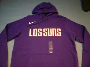 "Nike Phoenix Suns City Club ""Los Suns"" BRAND NEW NBA Hoodie Pullover NWT"