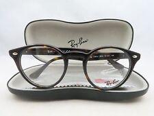Ray-Ban RB 2180-V 2012 Dark Havana Round New Authentic Eyeglasses 47mm w/Case