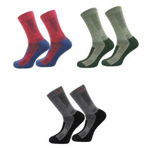 Outdoor Socken - Merinowolle - Hikingsocken - Trekkingsocken  l  Woolona