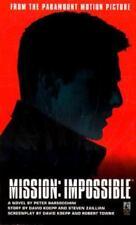 Mission: Impossible, Peter Barsocchini, 0671549219, Book, Acceptable