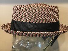 0cb36d0d0 Pork Pie Hat Straw Hats for Men for sale | eBay