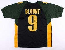 LeGarrette Blount Signed Oregon Ducks Jersey (JSA COA) New England Patriots RB