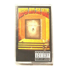 """Megaforce Records """"Deeper Into The Vault"""" (CASSETTE) [BRAND NEW, SEALED]"""